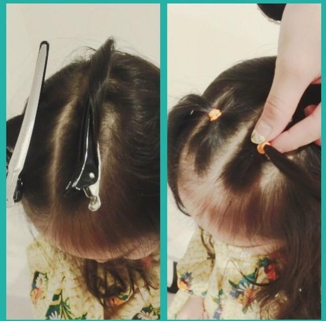 髪型 猫耳 作り方