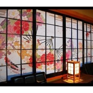 和室が上品に変身!美しくて芸術的な《障子紙》のデザインとは