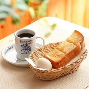 モーニングといえば♡お休みの朝は「コメダ珈琲」で決まり♪