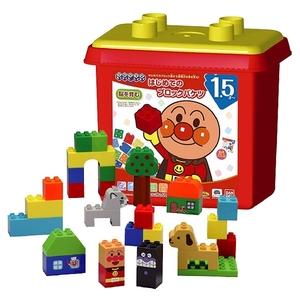 みんな大好きアンパンマン!遊んで楽しいおもちゃ4選《年齢別》