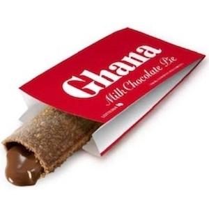 濃厚チョコが大好評♪ガーナ×ロッテリアの冬限定スイーツ4つ