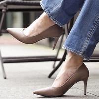 靴子差不多可以休息了!「春天氣息」就用鞋子從腳邊開始搶先營造吧♡
