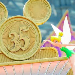 ディズニー好き必見!35周年限定のスペシャルグッズが人気沸騰中♡