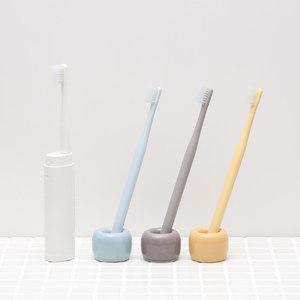歯ブラシがそのまま使える!?無印良品の「電動歯ブラシ」が便利♪