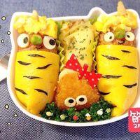 忙しい日のお弁当に最適!「スティックオムライス」の簡単レシピ♡