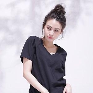 一枚あると便利♪初秋もたっぷり使える「黒Tシャツ」着まわしコーデ