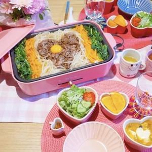 """""""バレンタイン""""のお家ごはん7選!盛り付け方でおしゃれにアレンジ♪"""