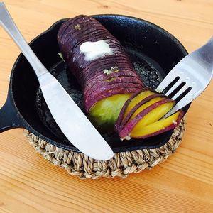 ハッセルバック料理はジャガイモだけじゃない♪新しいレシピをご紹介