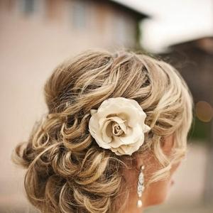 お呼ばれ結婚式のアップスタイルはこれ♡大人可愛いヘアセット4選