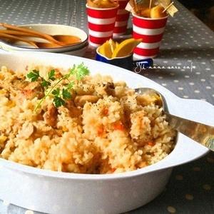 ズボラに見えない♪《炊飯器×鶏むね肉》の簡単おしゃれレシピ7つ
