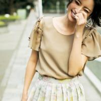 春夏服の着回し力がUP♪ママコーデに便利すぎる「2WAY」服6選