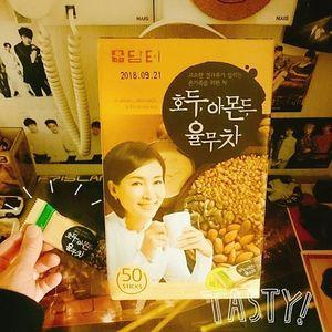 韓国で今、1番話題!ダイエット食品「ユルム茶」とは