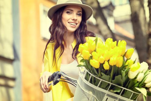 イエローベース春の人はどんな色が似合うの?