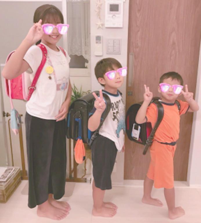 辻希美さん杉浦太陽さんの子ども