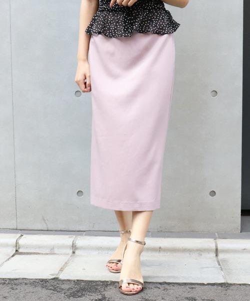 ECLIN ベーシックIラインスカート