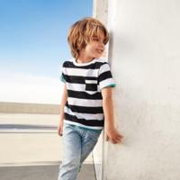 H&Mの男の子服で作る!おしゃれなボーイズファッションに挑戦