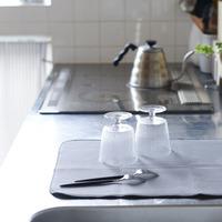 すっきりキッチンに♡スリムで邪魔にならない食器の水切りグッズ7つ
