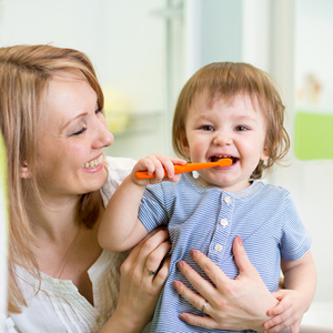 歯磨きを嫌がる子供に!ママが注意したいスムーズに行うコツ♡