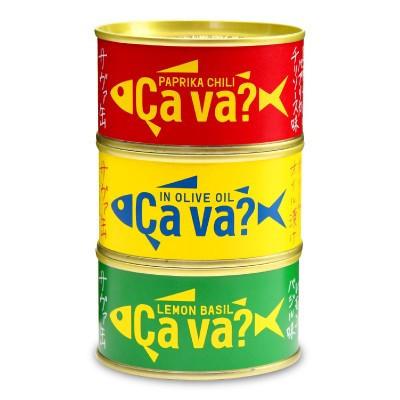 岩手県産のサヴァ缶
