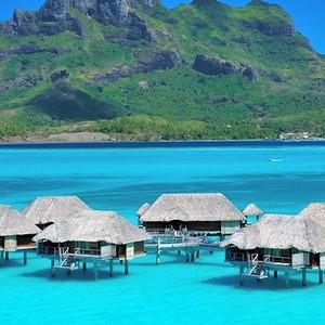 旅行会社は教えてくれない『タヒチボラボラ島』おすすめホテル4つ♡