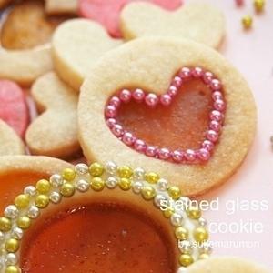 キャンディーが透けて綺麗!ステンドグラスクッキーの作り方とは