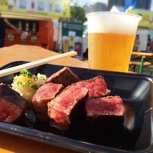 秋も開催決定!大人気イベント「肉フェス」最新情報♡