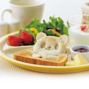 次に流行る朝食はこれ!簡単で可愛い「3Dトースト」って?