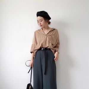 コーデ選びのお手本に♪オシャレママのリアルな秋ファッション