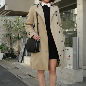 オシャレ上級者に♡バーバリートレンチコートの着こなし4選