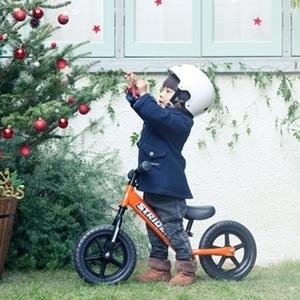 自転車に乗る前のステップ!子供に大人気な「ストライダー」の魅力
