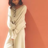 展現出恰到好處的【女性魅力】♡2016・秋最受矚目的【針織套裝】介紹~