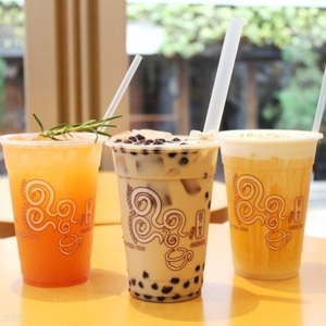 日本初上陸♡台湾発のアジアンティー専門店『GONG CHA』の魅力