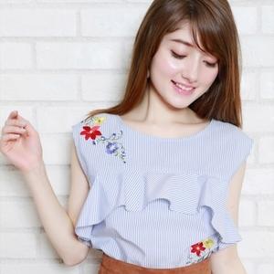 袖・刺繍・ロゴが鍵!押さえておきたい人気のトレンド春トップス特集