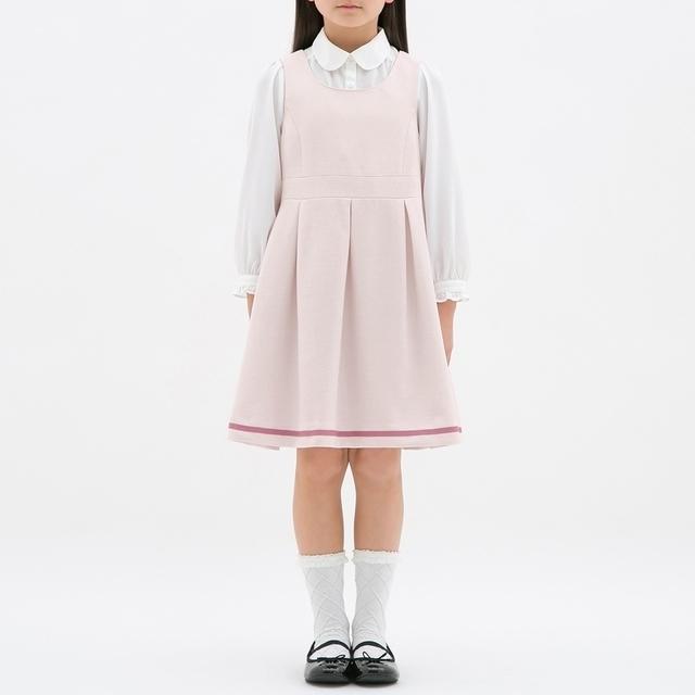 GU GIRLSジャンパースカートCL