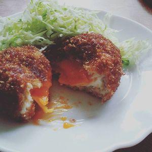 斬新で美味しい♡お助け食材「冷凍卵」のレシピ4選