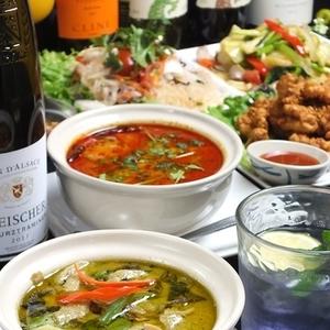 スパイスで元気に♡抜群の美味しさを誇る「NICO'S」のタイ料理