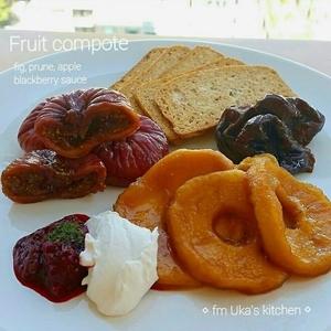 美味しいフルーツコンポートが簡単に作れる!おすすめレシピ4つ
