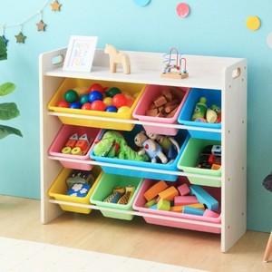 """""""子ども目線""""がヒントだった!おもちゃの整理整頓のコツ4つ"""
