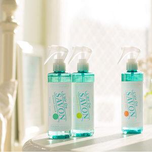 自宅がサロンの香りに♡L'air de Savonのファブリックスプレー
