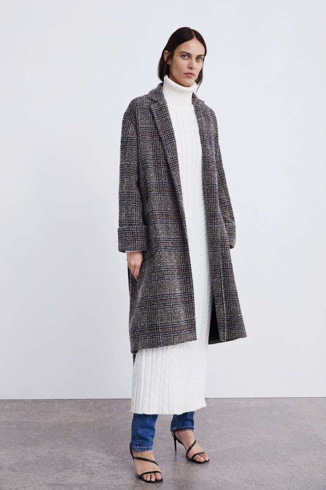 ZARAのコート