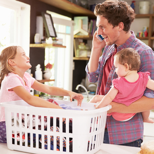 戦略的「イクメン育成術」でママの育児・家事が楽になる♪妊娠中が鍵!