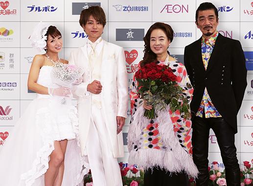 9年ぶりの結婚式?いい夫婦賞を受賞した杉浦太陽さんと辻希美さん♡