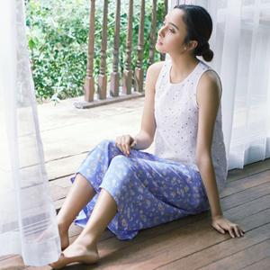 UNIQLOの「リラコ」で叶う♡夏休みのスローライフファッション