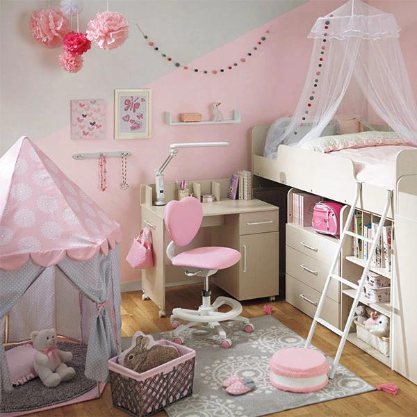ニトリの子供部屋インテリア