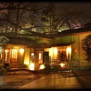 上野の杜の贅沢な懐石料理屋『韻松亭』が素敵なんです♡