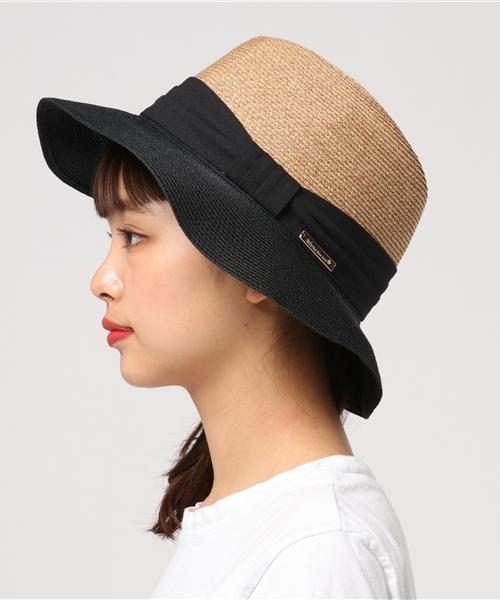 アシーナニューヨークの麦わら帽子