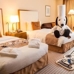 女子会で?子供と?一度は泊まりたい♡可愛すぎるホテルのお部屋特集