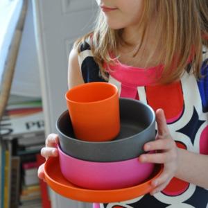 おしゃれで丈夫!子どもに優しい「落としても割れない食器」特集