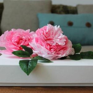 コーヒーフィルターがお花に大変身♪簡単に作れるインテリアDIY