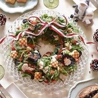 クリスマスのパーティー料理♪見栄えUPのおしゃれ盛り付けテク6選